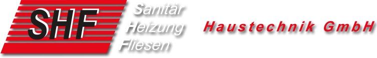 SHF Haustechnik GmbH - Logo